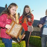 Musical Walking Tour of Armagh   William Kennedy Piping Festival      Armagh Co.Armagh     18 November 2018    CREDIT: www.LiamMcArdle.com