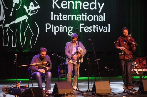 William Kennedy Piping Festival